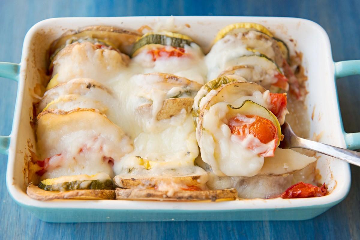 Vegetable Tian | Garlic, My Soul