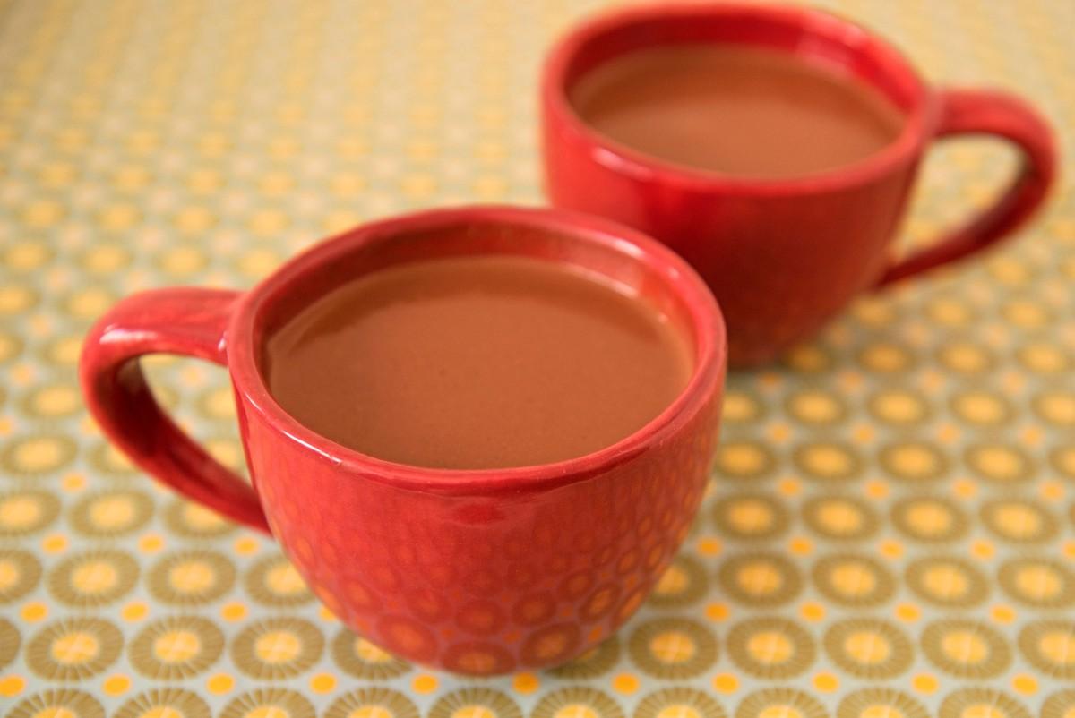 Chocolat Hot Chocolate | Garlic, My Soul