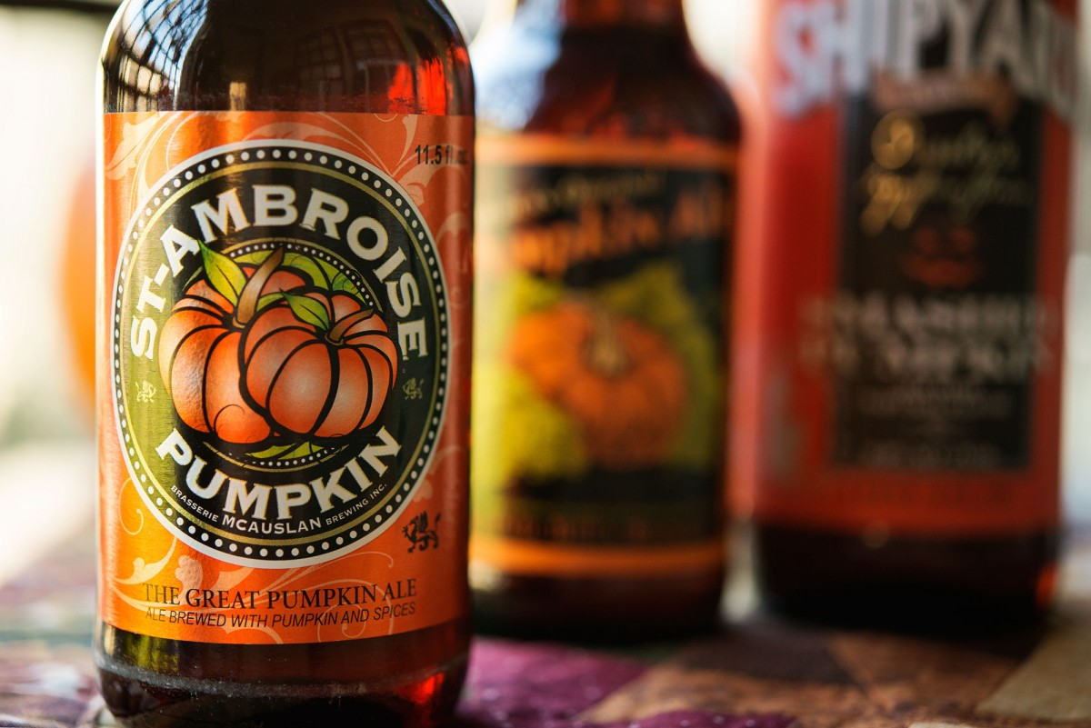 Pumpkin Beer Roundup | Garlic, My Soul