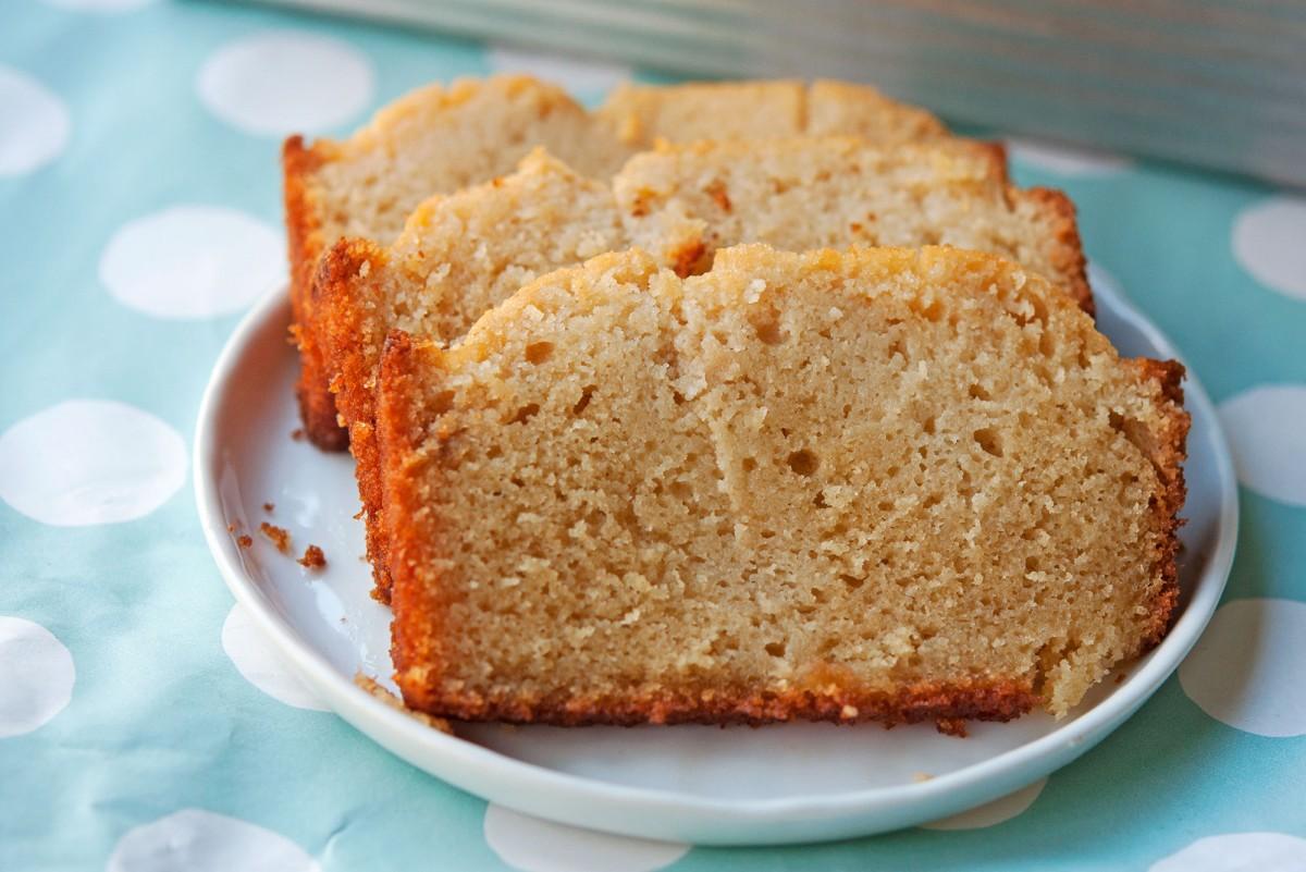 Gluten Free Limeade Bread