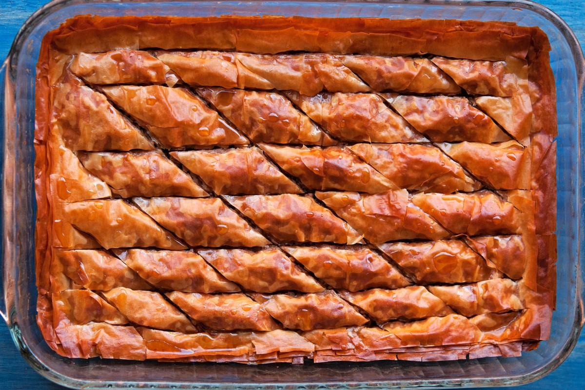 Baklava | Garlic, My Soul