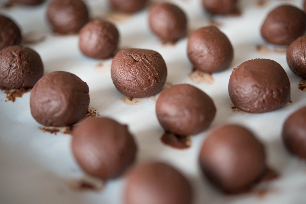 Chocolate Truffles | Garlic, My Soul