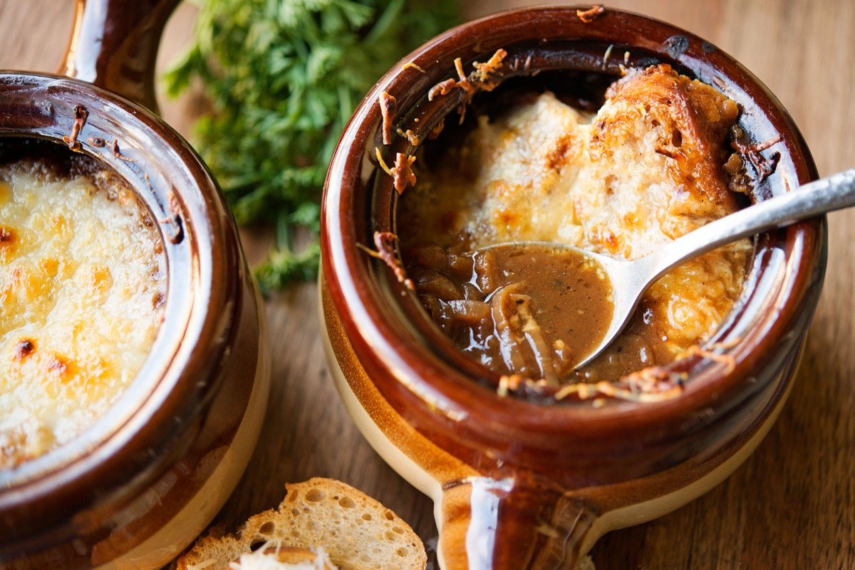 Julia Child's French Onion Soup | Garlic, My Soul