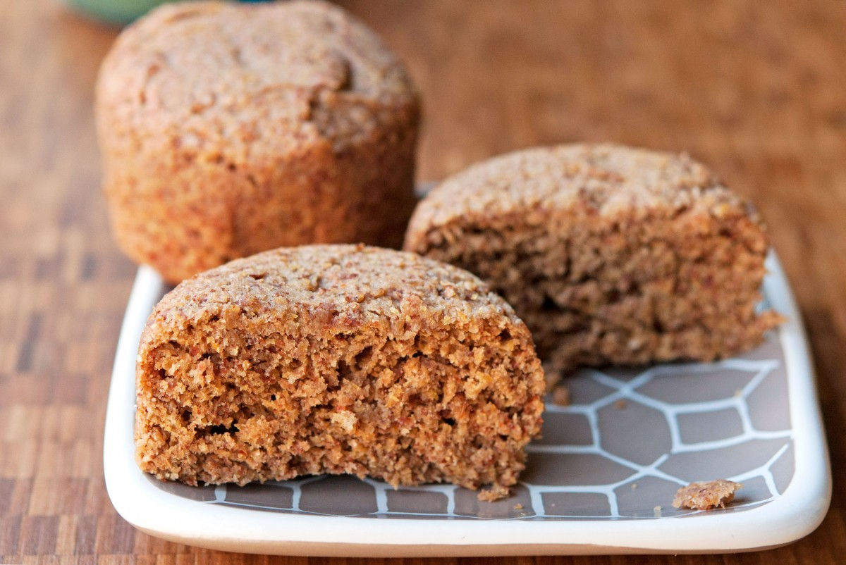 Gluten Free Minute Muffins | Garlic, My Soul