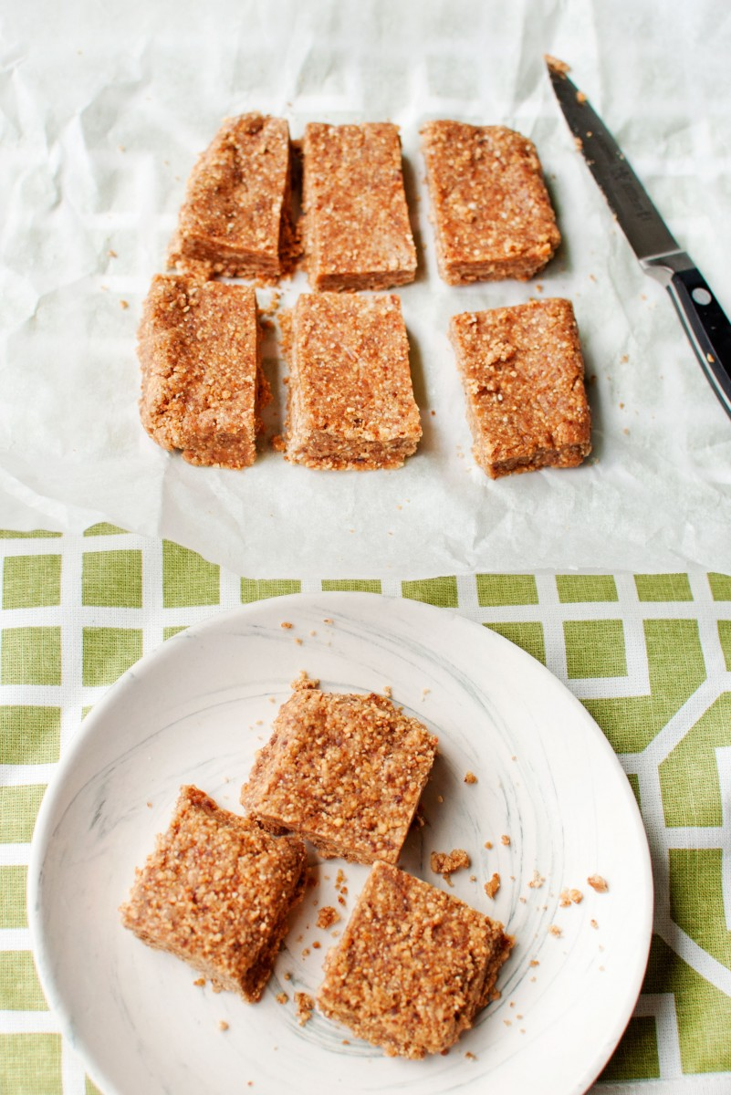 Homemade Energy Bars | Garlic, My Soul