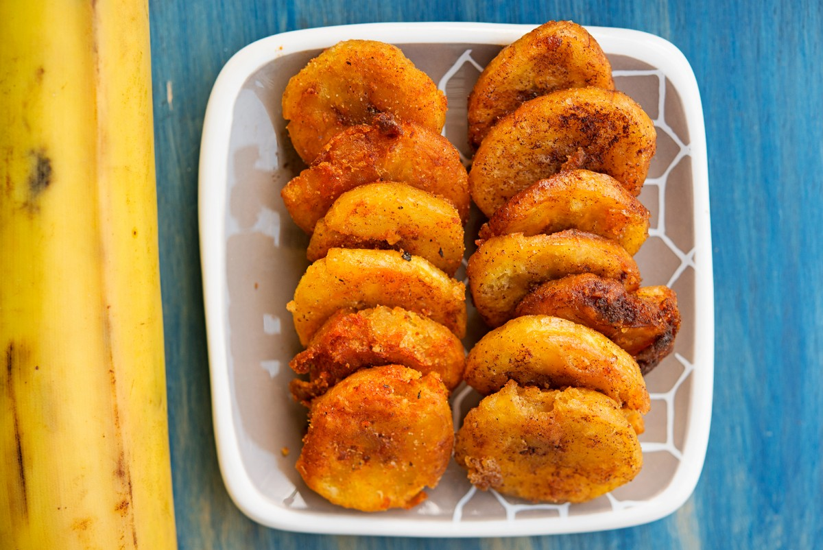 Paleo Plantains | Garlic, My Soul