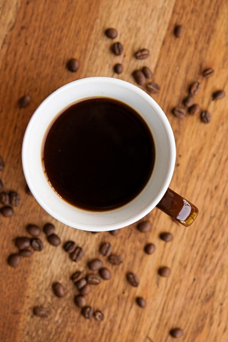 Colombian Coffee | Garlic, My Soul