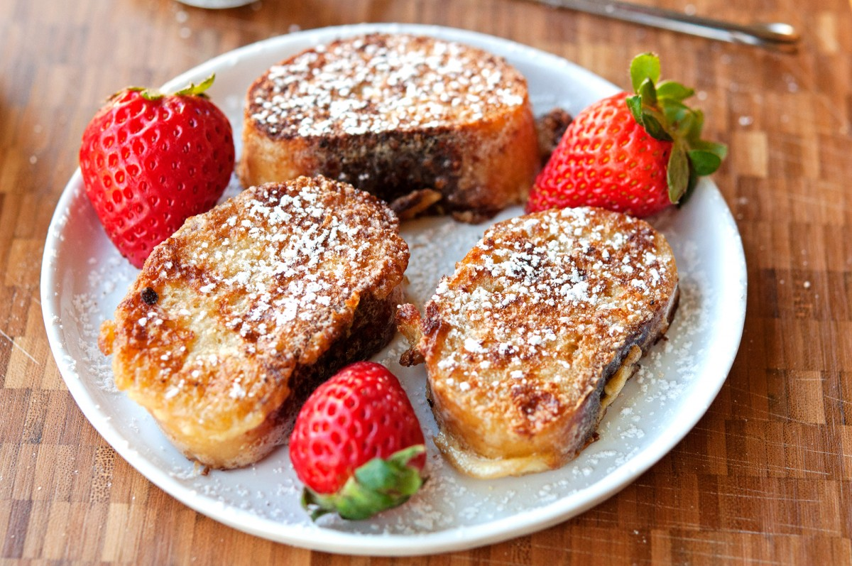 Sourdough French Toast Bites | Garlic, My Soul