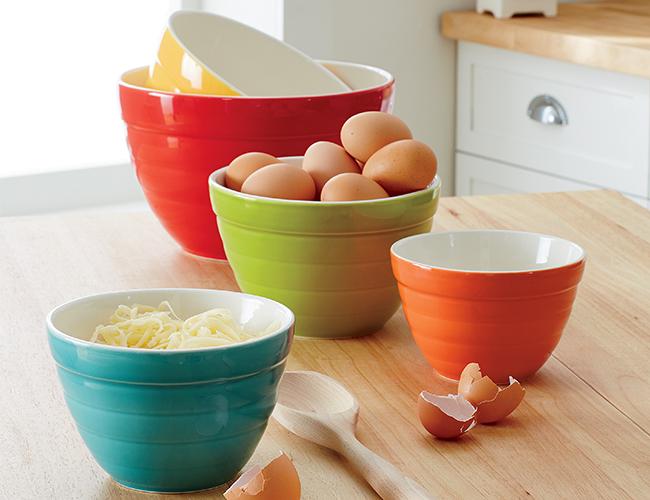 Baker Bowls | Garlic, My Soul