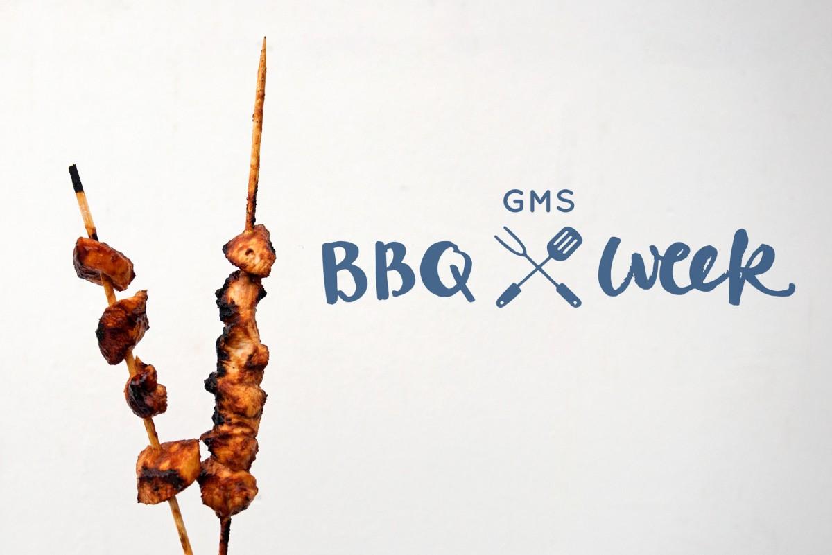 BBQ Chicken Skewers | Garlic, My Soul