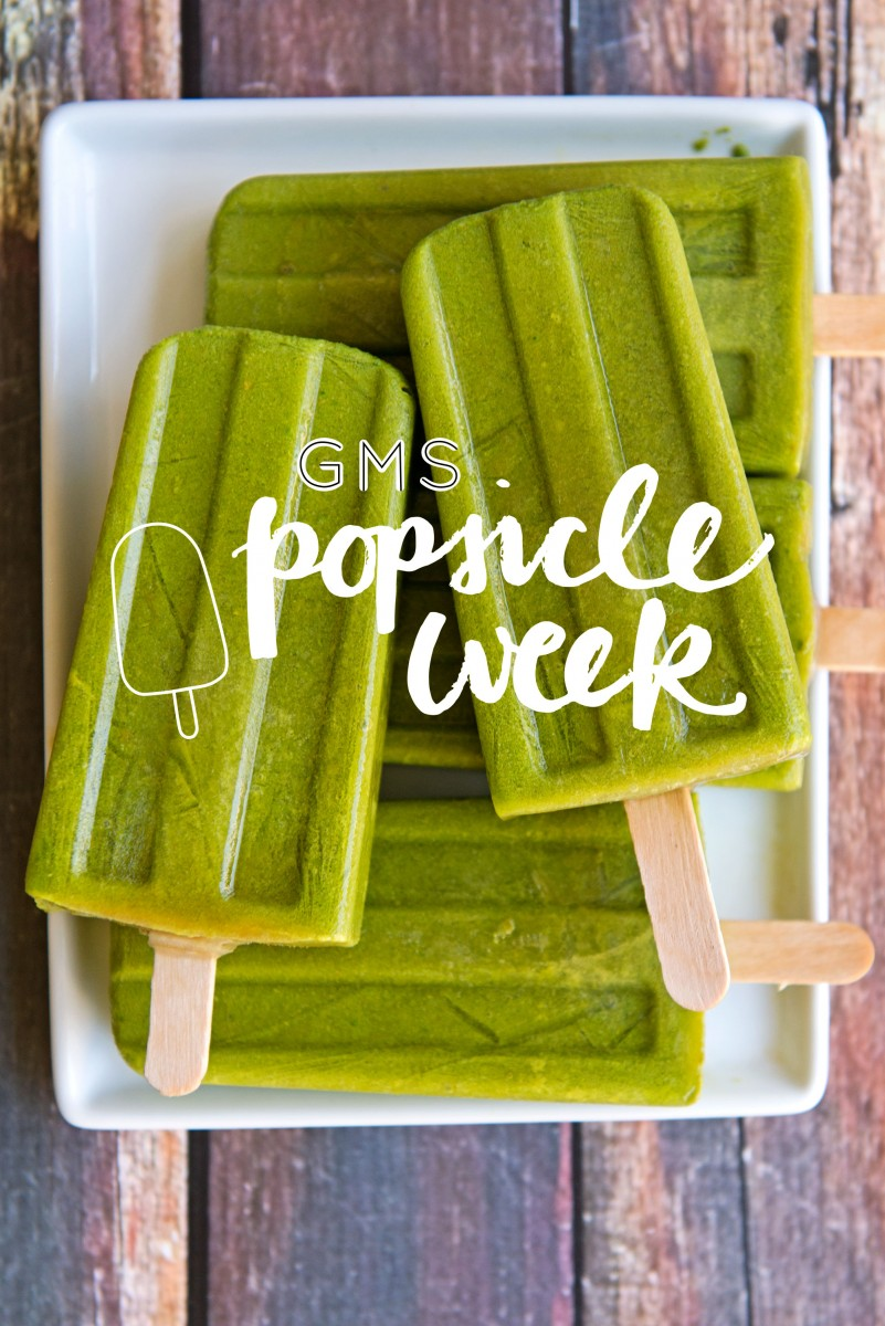Green Ginger Pops | Garlic, My Soul