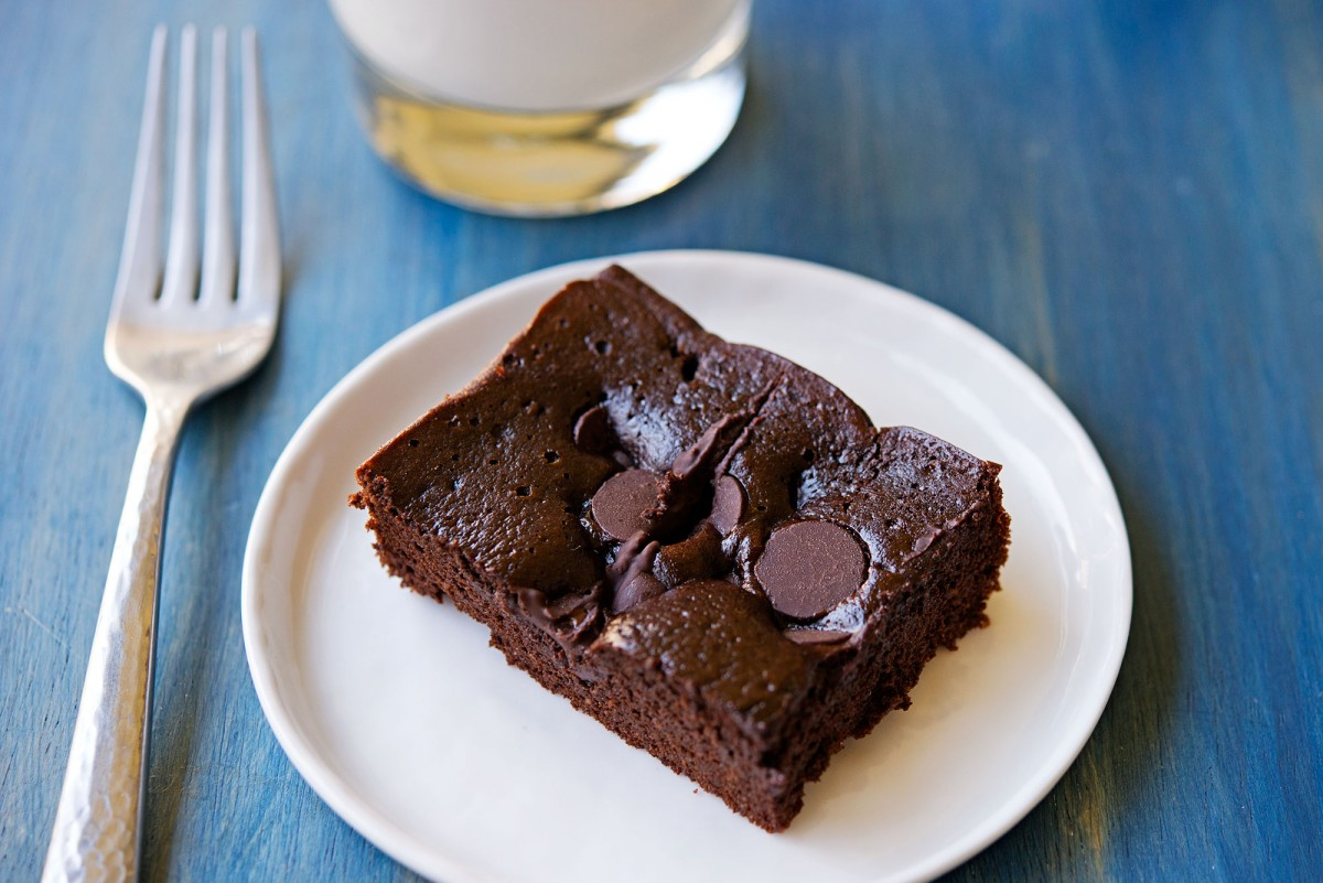 Elana's Pantry Sunbutter Brownies | Garlic, My Soul