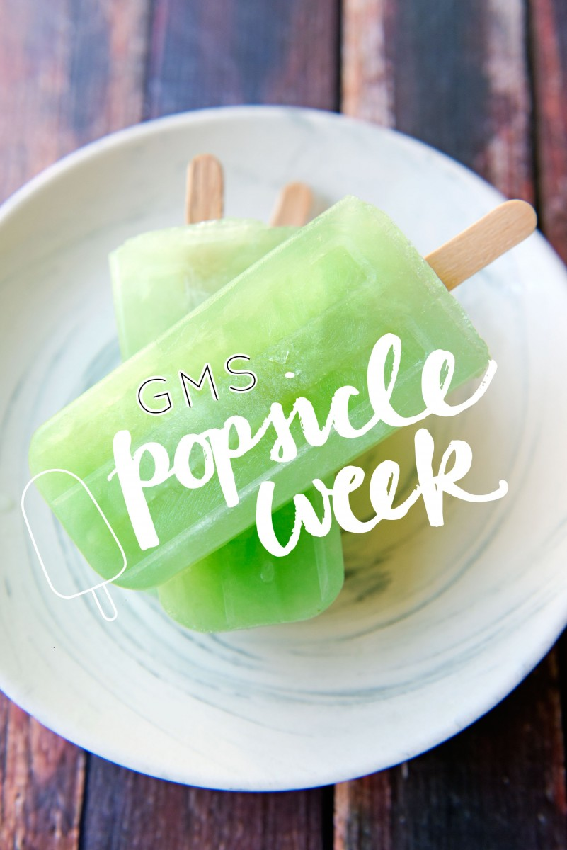 Lime Popsicles | Garlic, My Soul
