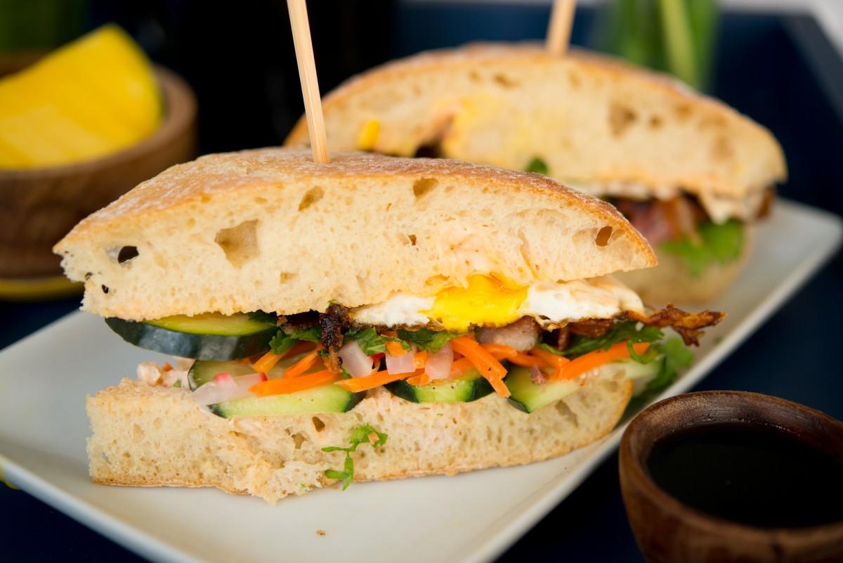 Breakfast Banh Mi | Garlic, My Soul