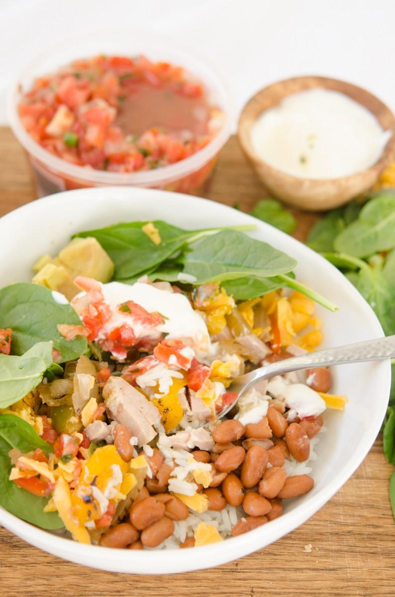 Carnitas Burrito Bowls | Garlic, My Soul