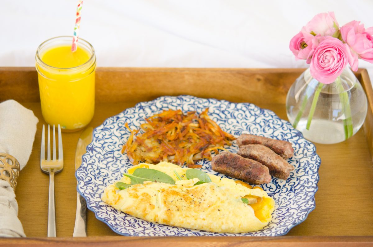 Liaison Hotel | JDV Hotels | Classic Omelette | Garlic, My Soul