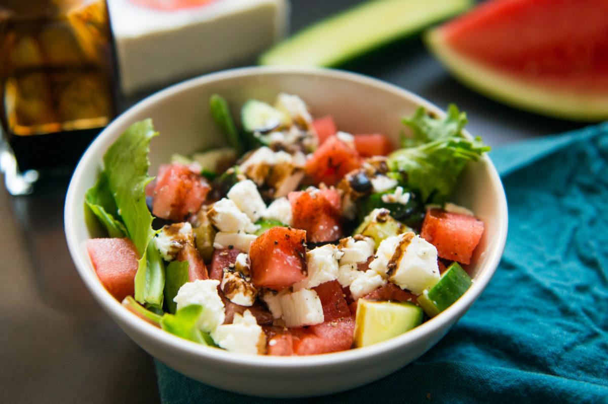 Watermelon Feta Salad-4