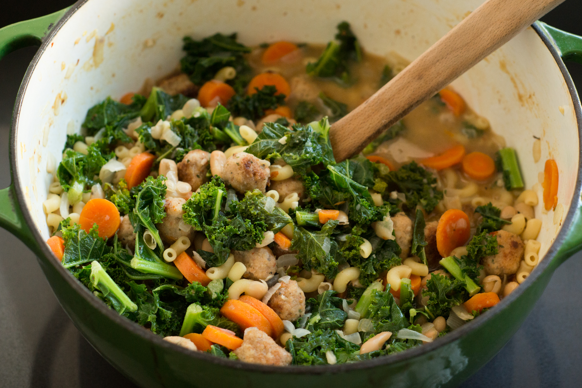 Italian Wedding Soup | Garlic, My Soul