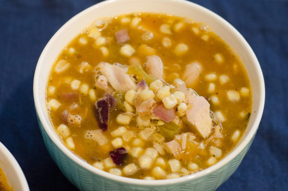 White Chicken Chili | Garlic, My Soul
